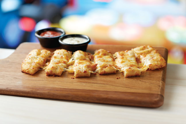 Cheesy Bread Sticks